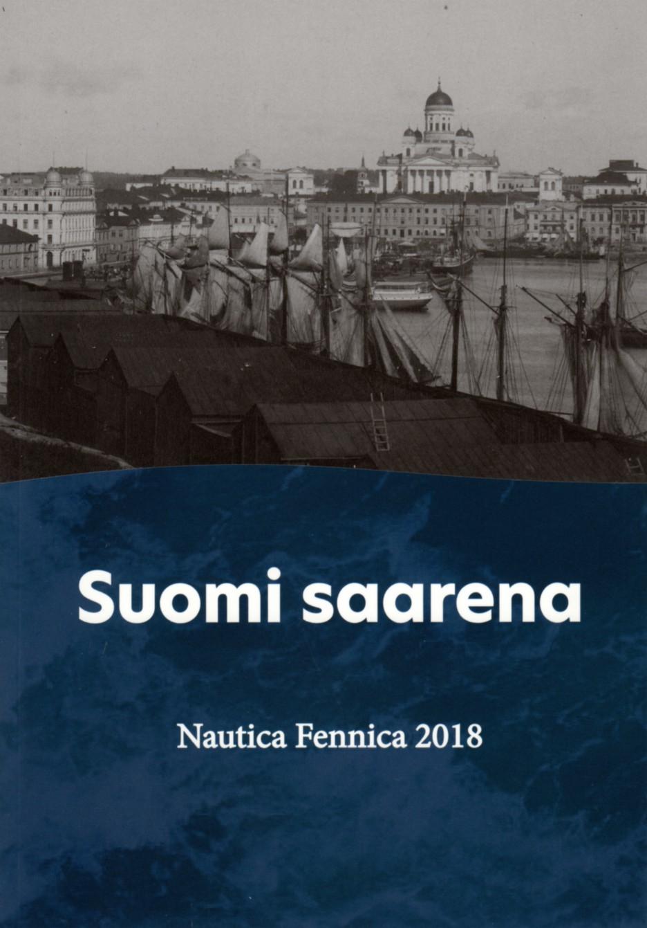 Nautica Fennica 2018: Suomi saarena (kansikuva)